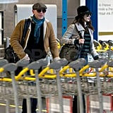 Married couple Rachel Weisz and Daniel Craig went to Paris.