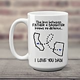 Two States Personalized Mug