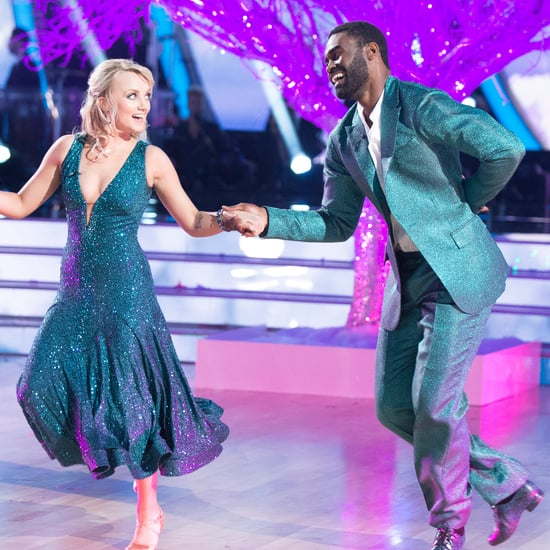 Evanna Lynch Keo Motsepe Dancing With the Stars Interview