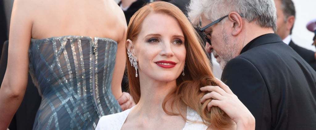 Why Jessica Chastain Found the Cannes Film Festival Completely Disturbing