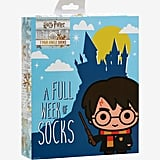 Harry Potter Seven Days of Socks Gift Set