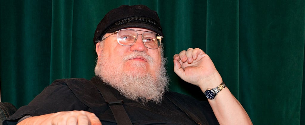 George R.R. Martin Compares Donald Trump to King Joffrey