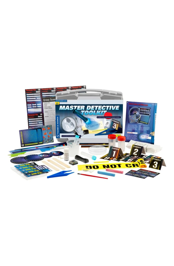 Master Detective Toolkit Experiment Kit