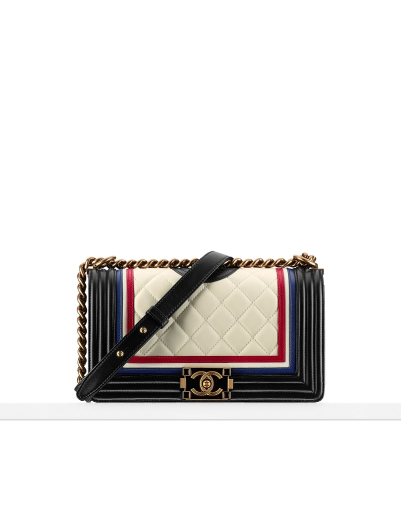 Boy Chanel Flap Bag ($4,900)