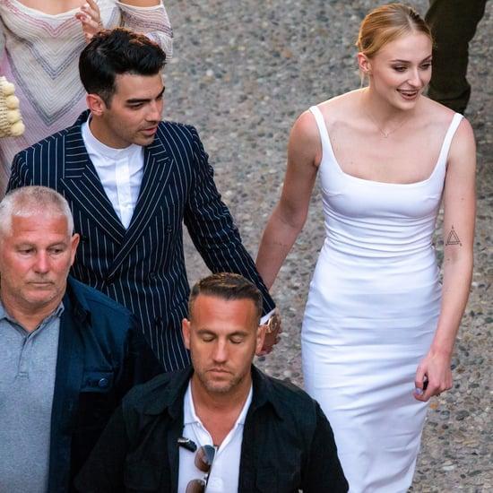 Joe Jonas and Sophie Turner Prewedding Party Pictures