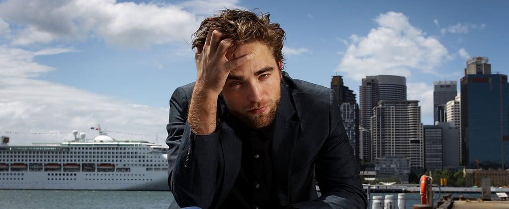 Hot Robert Pattinson GIFs
