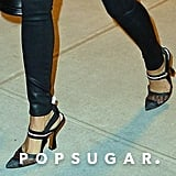 Priyanka Chopra Fendi Heels