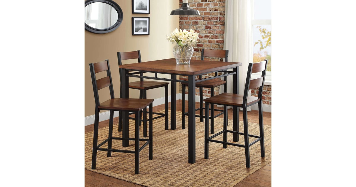Everything Under 250 Shop Furniture For Every Room: Better Homes & Gardens Mercer 5-Piece Counter Height