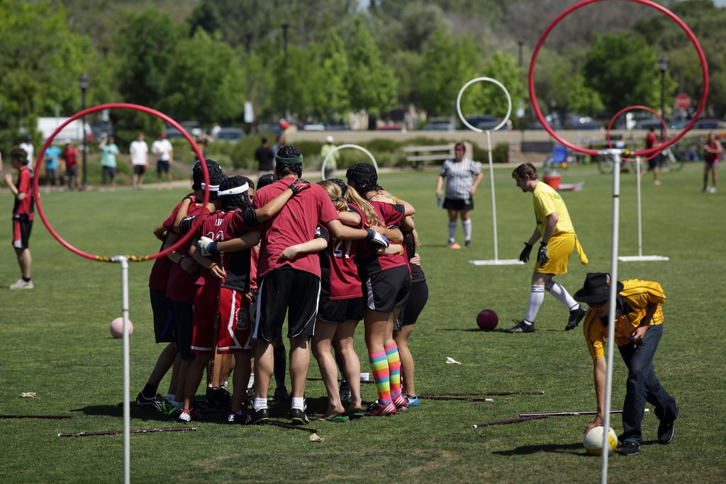 Quidditch World Cup, South Carolina