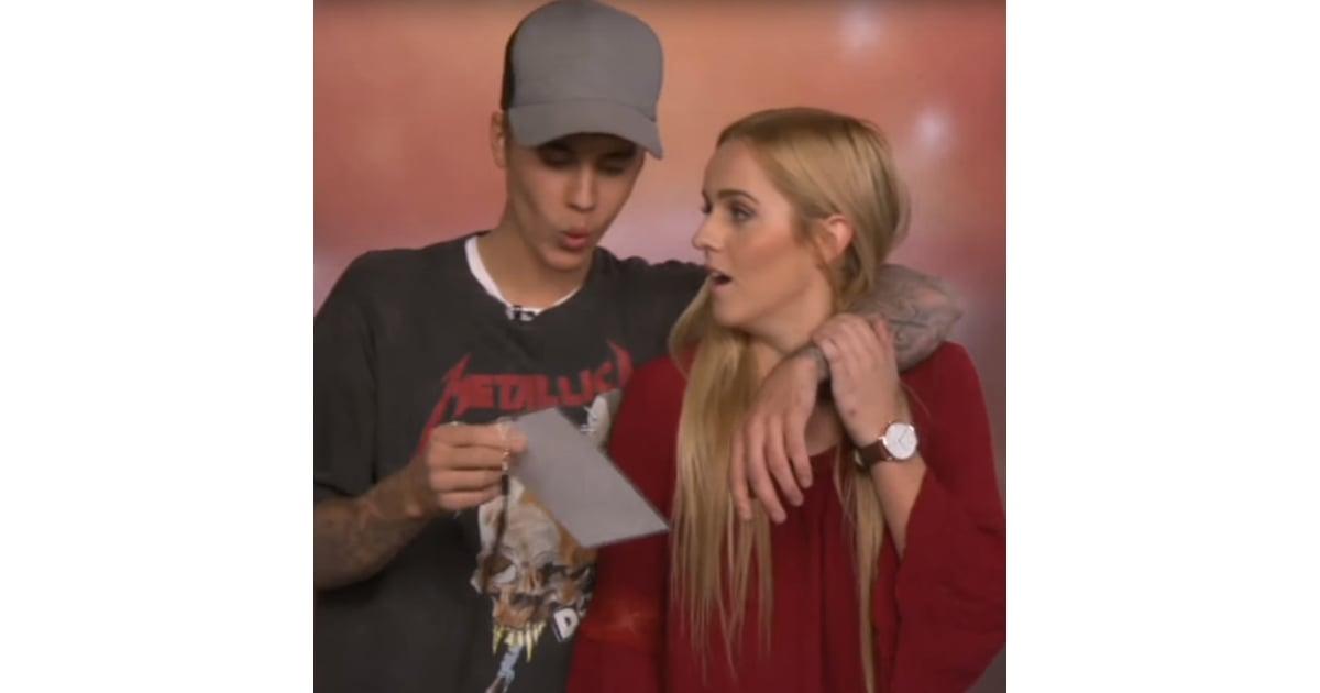 Justin Bieber Surprises Fans on Ellen November 2015 | POPSUGAR Celebrity