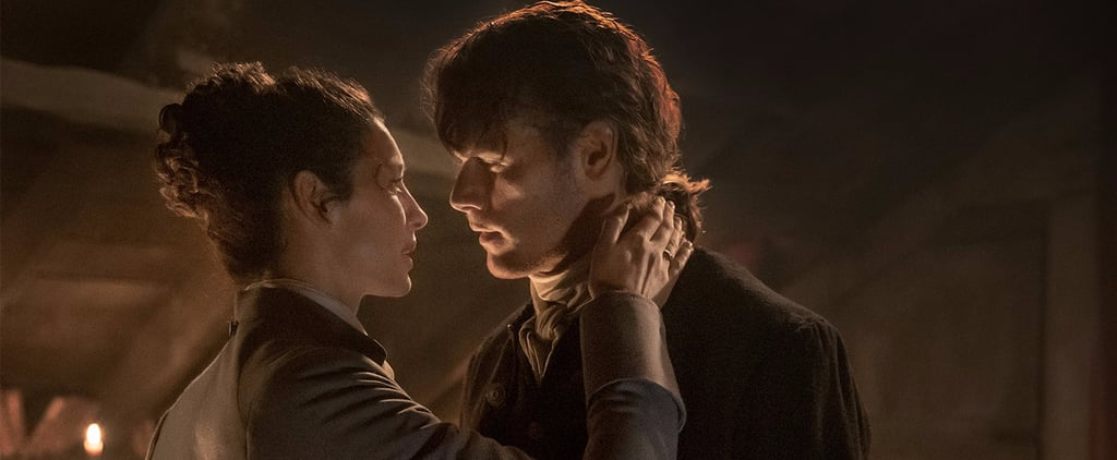 Photos From Jamie and Claire's Outlander Reunion Are Here to Steam Up Your Screen