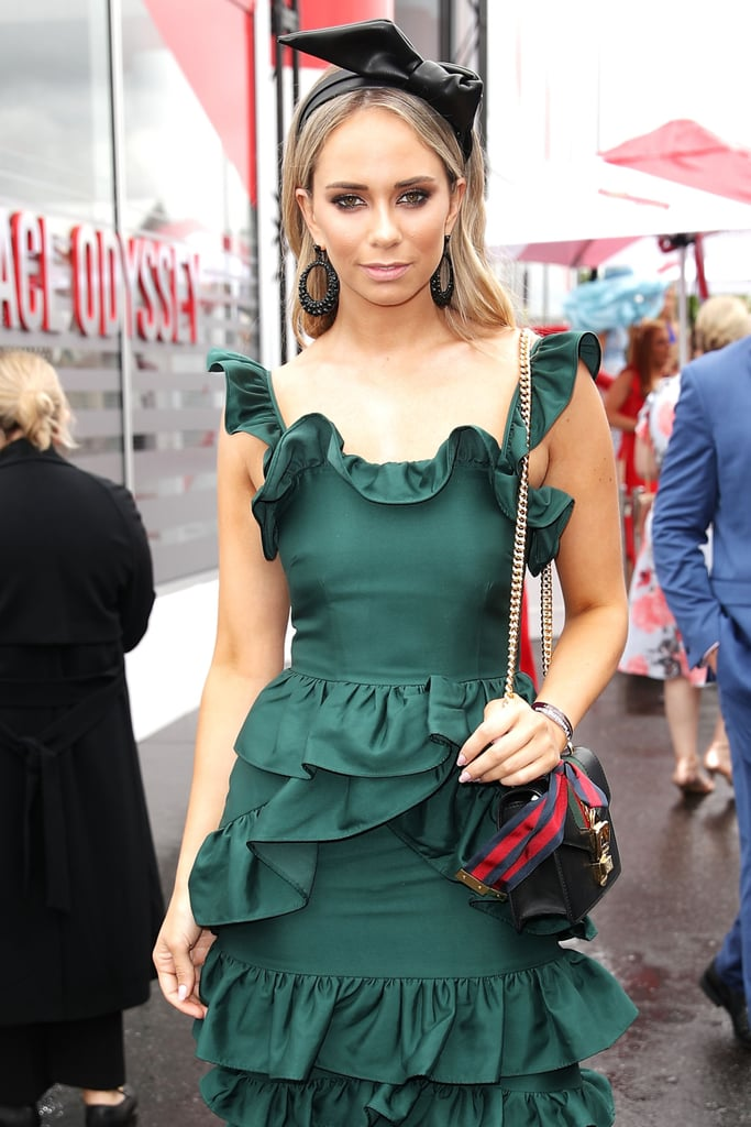 Melbourne Cup Celebrity Outfits 2018