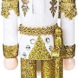 Clever Creations Traditional Christmas Gold Soldier