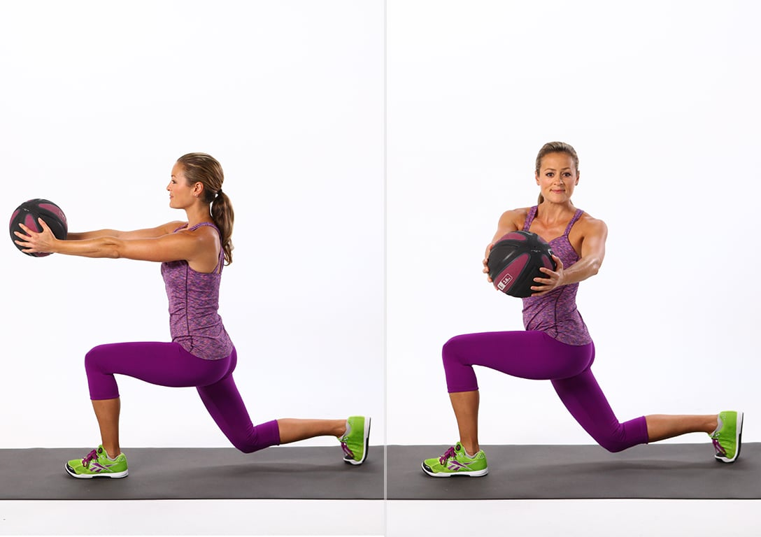 Image result for Reverse Lunge With Twist