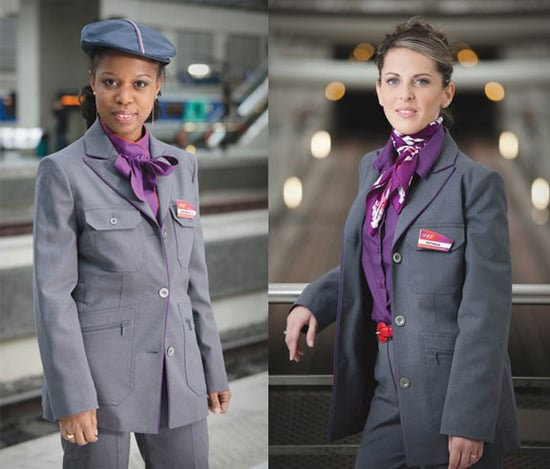 Christian Lacroix Designs Uniforms For French Railway SNCF