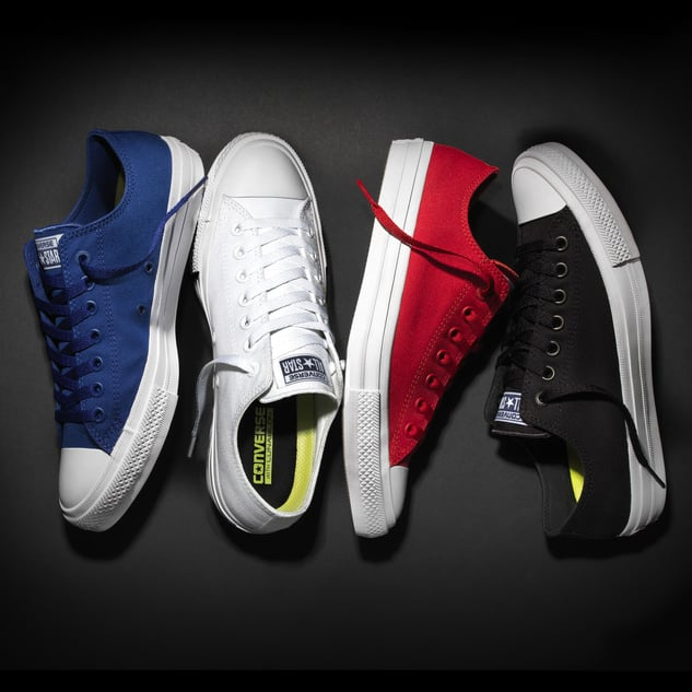 Converse Just Released Its First New Trainer in 98 Years