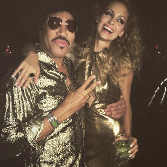 Nicole Richie's 35th Birthday Party Pictures