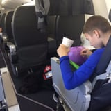 1 Boy With Disabilities and His Service Dog Were Kicked Off an American Airlines Flight