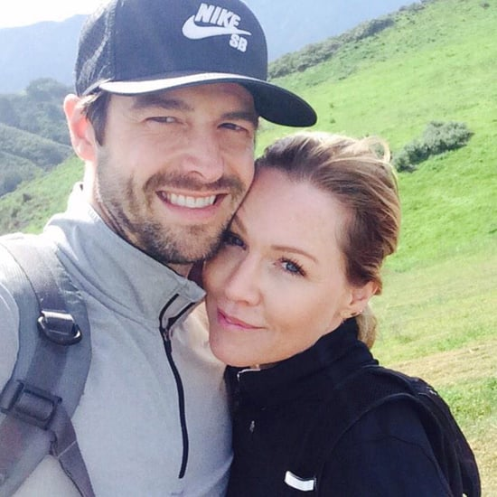 Jennie Garth and Dave Abrams Engaged
