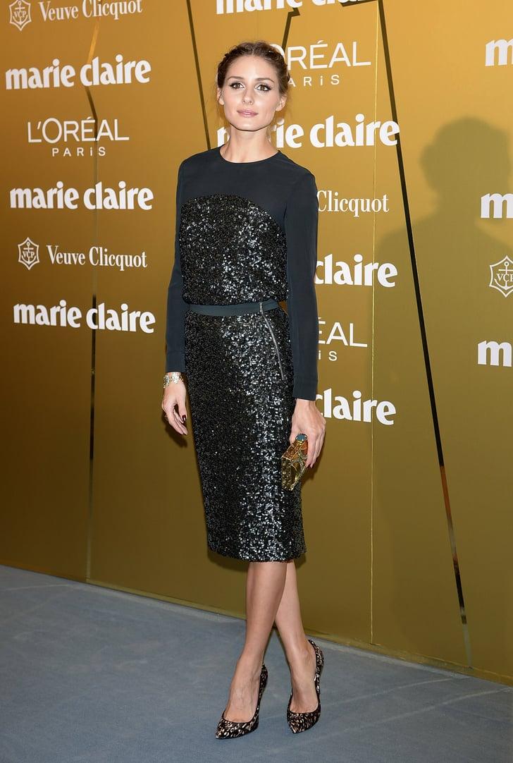 For the Marie Claire Prix de la Moda Awards in Spain ...