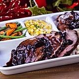 Roast Beef TV Dinner
