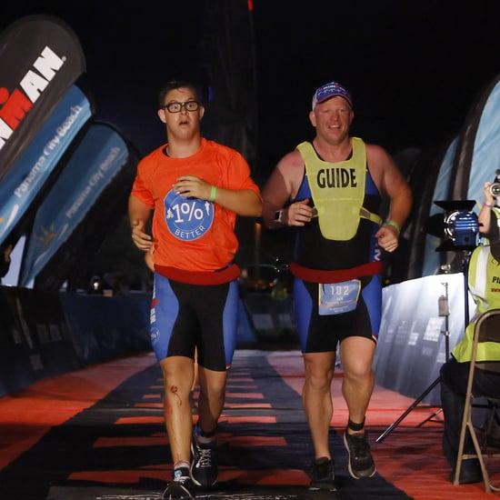 Chris Nikic, Athlete With Down Syndrome, Runs 2021 Marathons