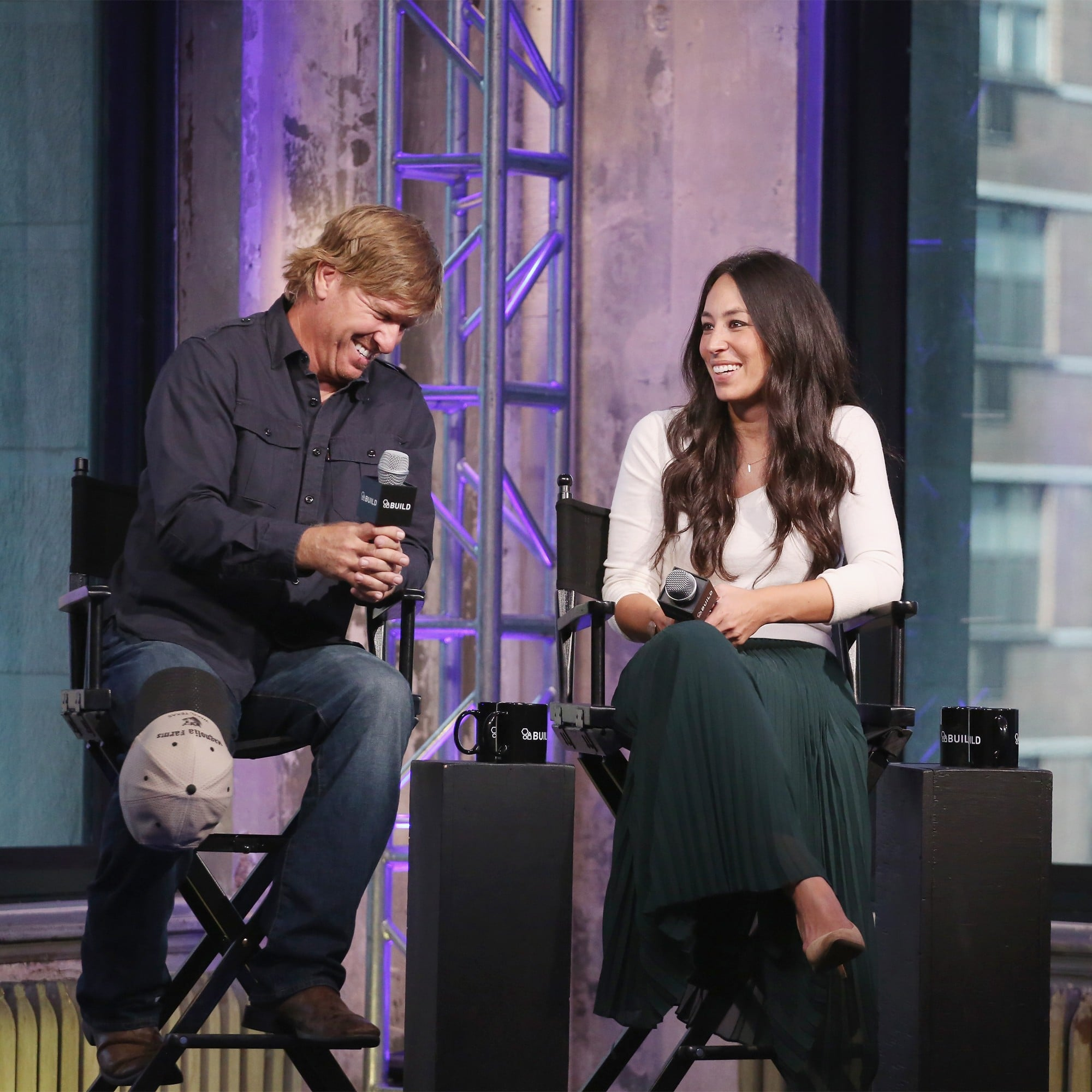 What is joanna gaines ethnic background for Fixer upper chip and joanna gaines