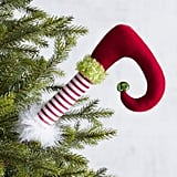 Elf Leg or Santa Hat Tree Picks ($6 each)