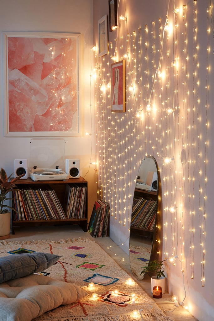 Extralong Copper Firefly String Lights