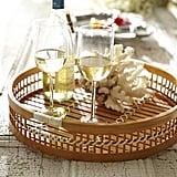 Pier 1 Imports Bamboo Slat Tray ($20)