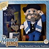 Mensch on a Bench Set