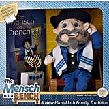 Mensch on a Bench Set