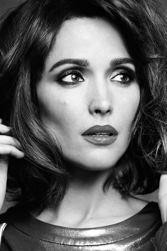 """The brows. The cheekbones. The eyes. Yes, it's the unmistakable beauty of Rose Byrne. And she's taking over the August issue of Canadian fashion bible Flare magazine. Shot by Max Abadian in New York, Rose is the epitome of modern elegance. Long-term stylist and friend Harry Josh tended to Rose's tresses, working her growing-out blunt bangs into a texturised bob, the softness of which was perfectly complemented with a punchy pink lip. Always topping our best beauty looks list on the red carpet, Rose tells the mag that the key to her success is keeping her look fun and youthful: """"A lot of people can look very dressed up and old and severe. That's sort of my worst fear, is erring on that side."""" She also cites a """"good night's sleep . . . [and] some exercise, for mental health,"""" as her pre-red carpet rituals. Take a look now."""