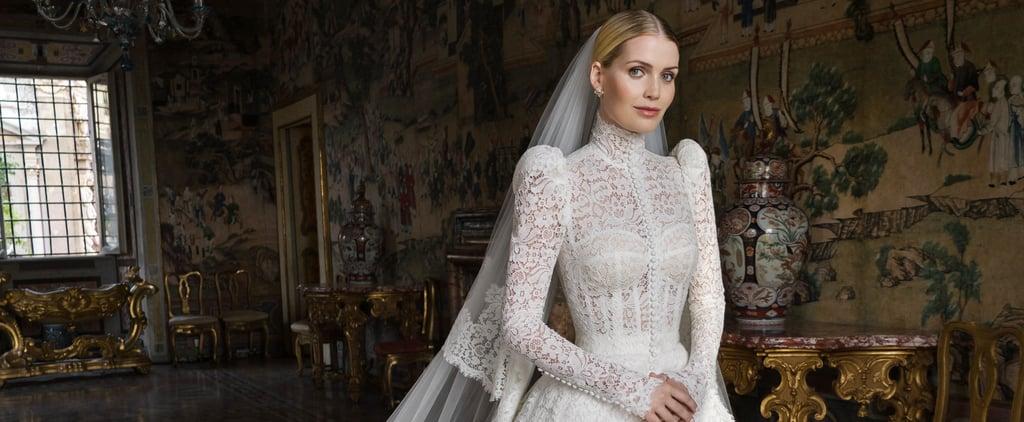 See Lady Kitty Spencer's 5 Dolce & Gabbana Wedding Dresses