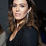 Mandy Moore at Naeem Khan