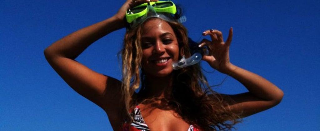 Beyonce Bikini Pictures