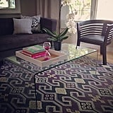 The find: this large area rug.