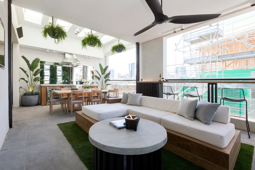 the block 2016 outdoor terrace photos popsugar home ForThe Block Terrace 2016