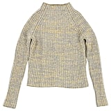 COS Yellow Wool Knit Sweater ($68)