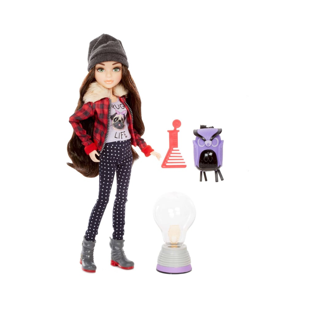 For 6-Year-Olds: Experiments with Dolls: McKeyla's Glitter Light Bulb