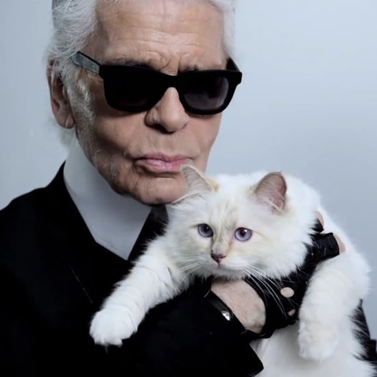 Choupette Stars in Karl Lagerfeld Net a Porter Video