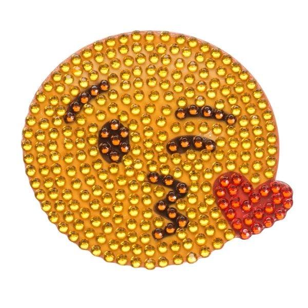 Kissing Face Emoji Sticker