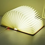 Lapens Book Colorful LED Light