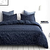Wake in Cloud  Constellation Comforter Set