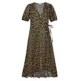 POPSUGAR Silky Crepe Dress
