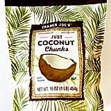 Just Coconut Chunks ($3)