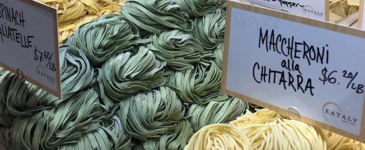 Try Not to Drool Over the 25 Best Photos From Eataly Boston's Opening