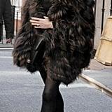 Victoria Beckham Celebrates Another Successful Fashion Week