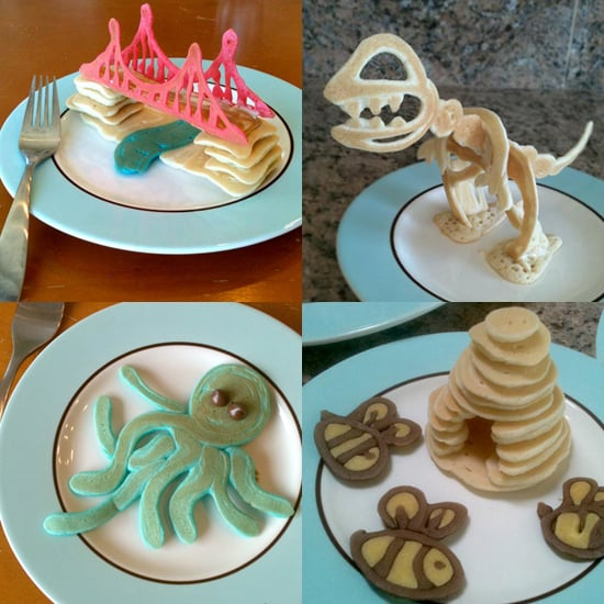 Creative Pancake Ideas For Kids