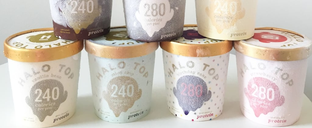 We Tried All 7 Flavors of Halo Top Low-Calorie, High-Protein Ice Cream . . .  and Here's How It Went